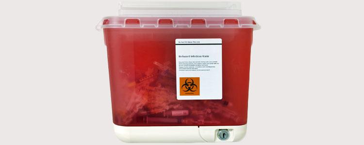 biohazard & Sharps